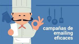 emailing para restaurantes