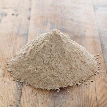 ingredientes para hacer pan