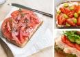 recetas tostadas saludables