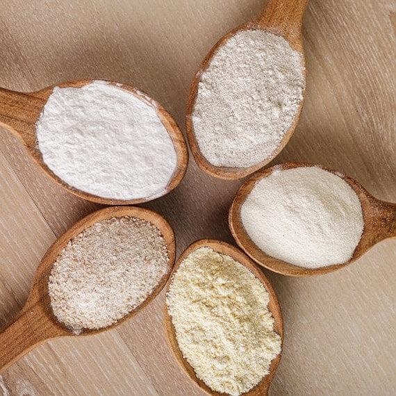 Tipos de harina para hacer pan