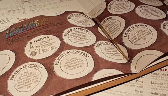 carta restaurante 41