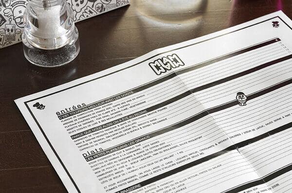 cartas de restaurantes 12