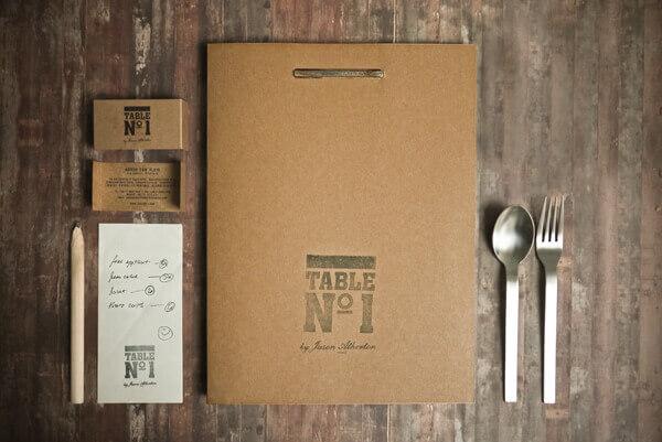 cartas de restaurantes 8