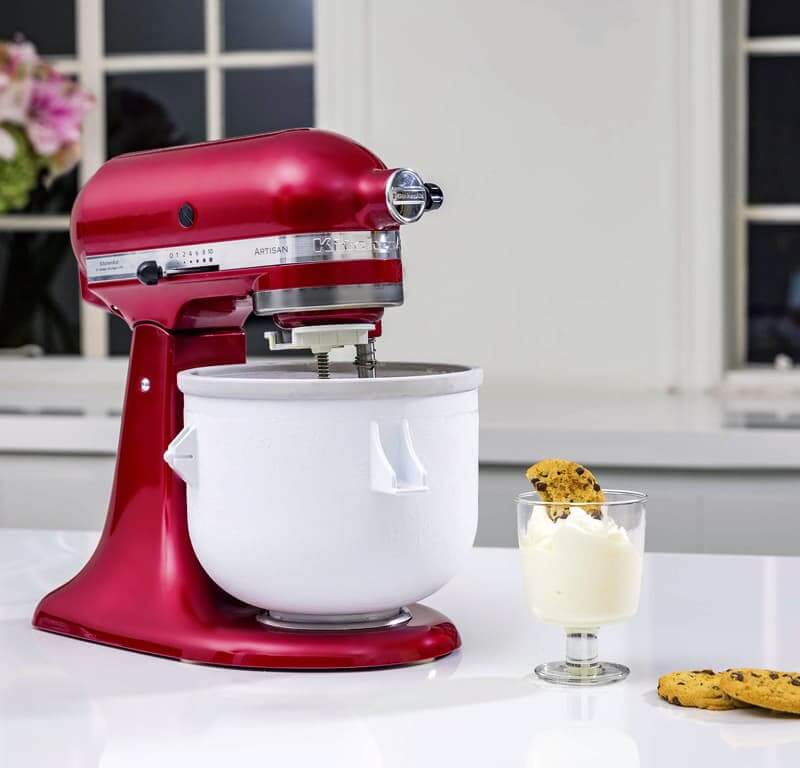 Heladera kitchenaid 5KICA0WH