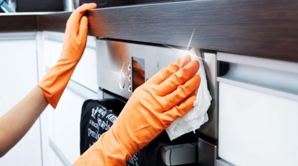 limpieza horno