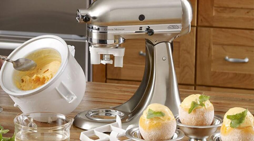 helado kitchenaid