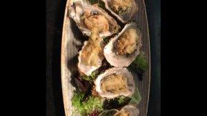 ostras en tempura moss salou restaurante