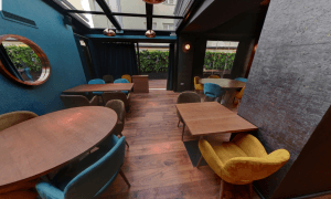 Moss Lounge club Salou