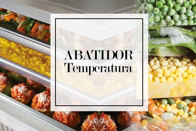abatidor de temperatura