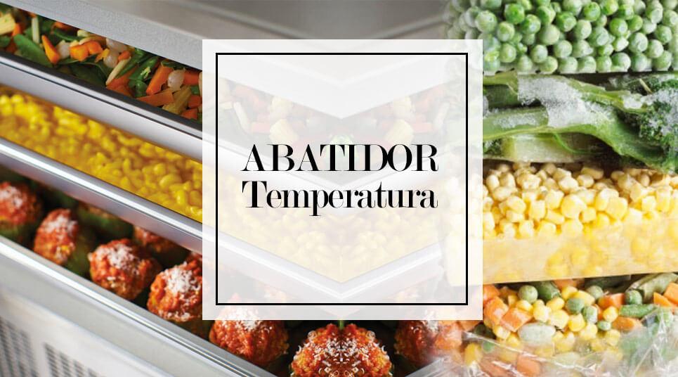 Como funciona abatidor de temperatura