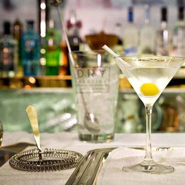 cóctel martini