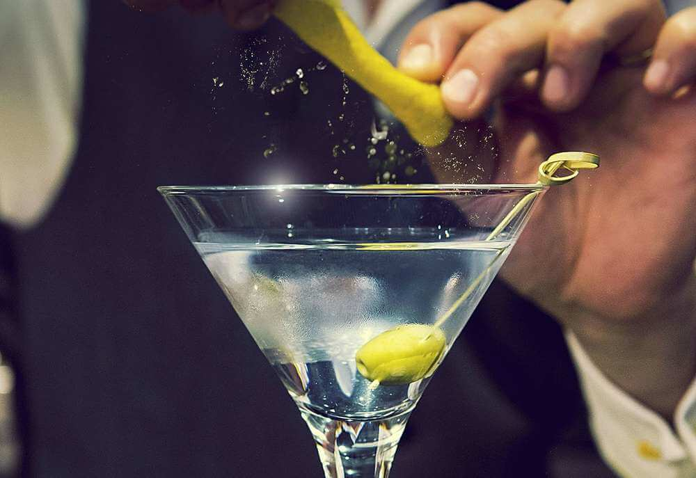 Martini Triple Sec Receta