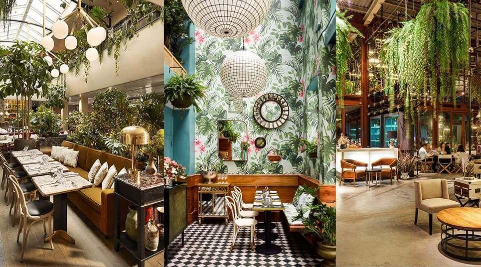 las tendencias en decoracion y mobiliario del 2017