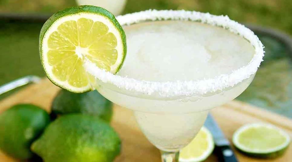 receta original coctel margarita