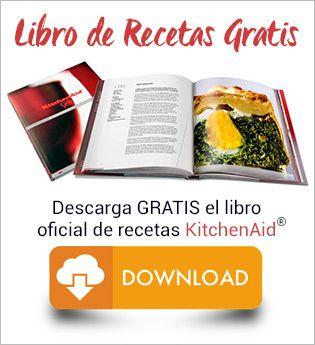 libro de recetas kitchenaid gratis descargar