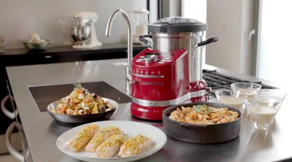 robots de cocina electrodomesticos de la vida moderna