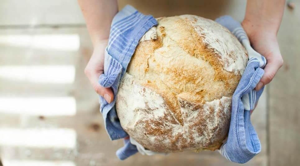 pan con kitchenaid receta