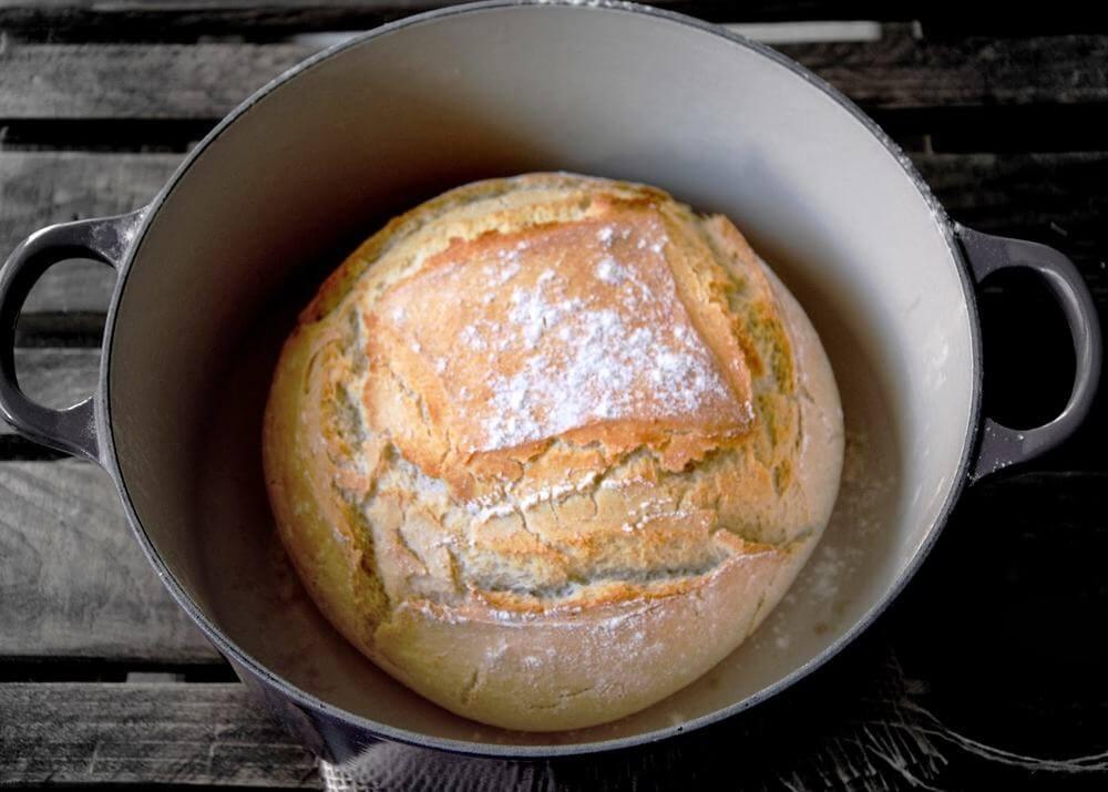 masa pan levado