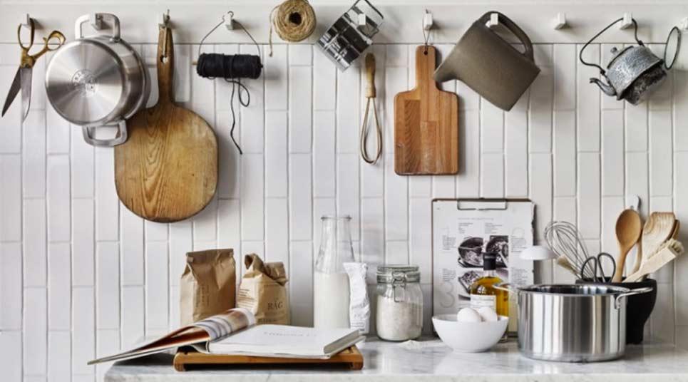 utensilios imprescindibles cocina
