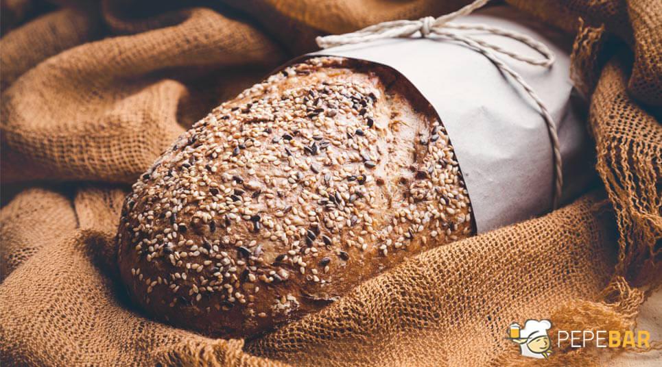 receta pan de espelta