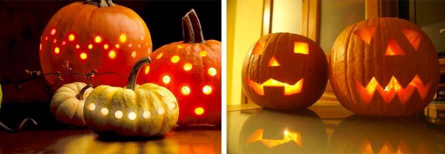 calabazas halloween hosteleria