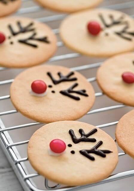 galletas con renos