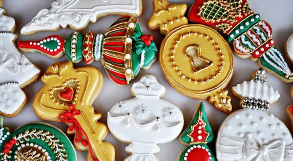 decorar galletas con fondant
