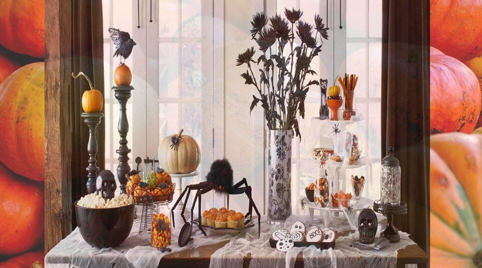 halloween 5 ideas de decoracion y recetas