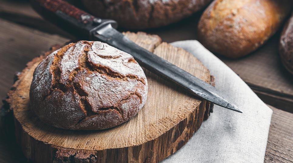 Introducción al pan de centeno