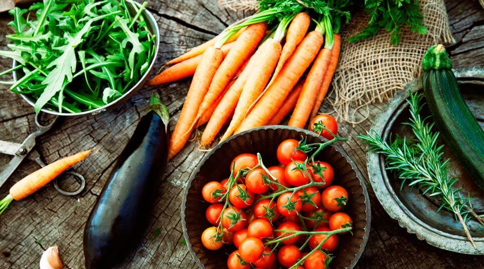 como congelar verduras paso a paso