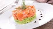 tartar de salmon ahumado 4
