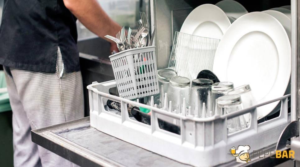 Guia basica sobre los lavavajillas industriales