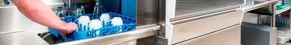 Instalación lavavajillas industriales