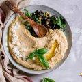 Hummus, ¿sólo de garbanzos?