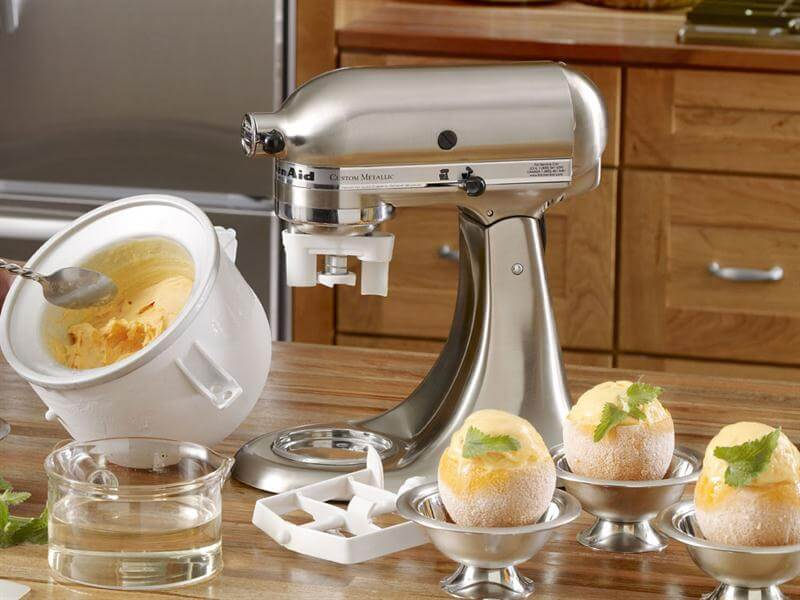 Heladera KitchenAid