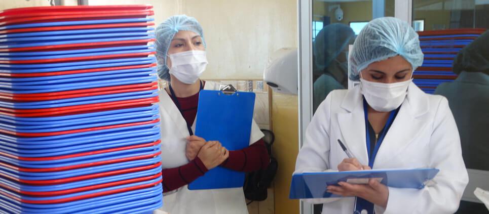 requisitos inspecciones sanitarias restaurante