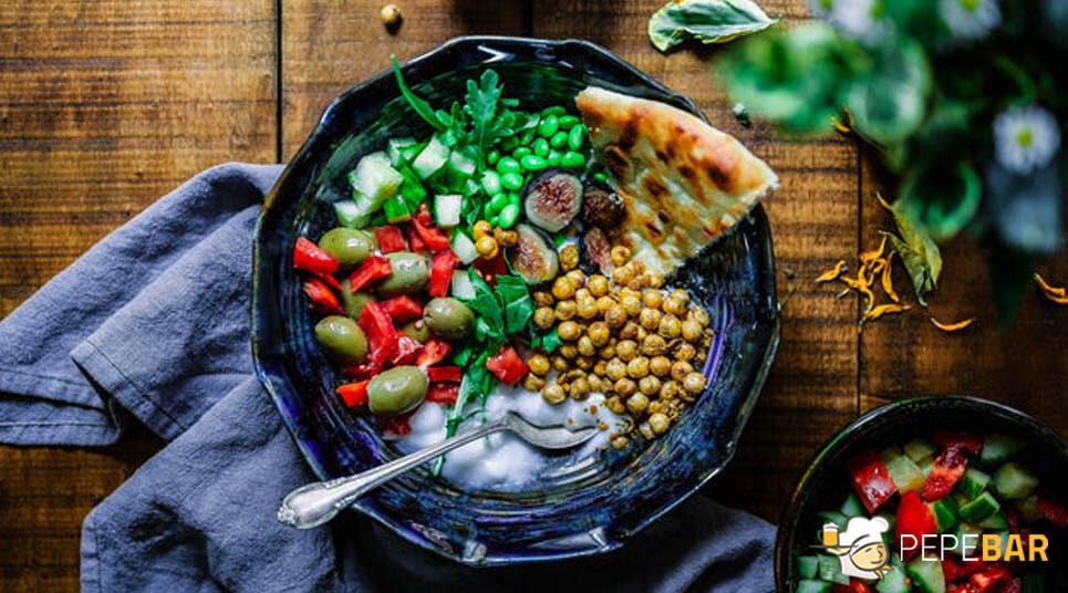 10 platos vegetarianos