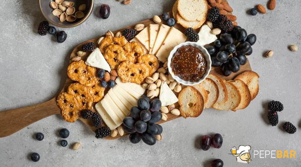 de somelier a fromelier y los quesos del pais con D O P