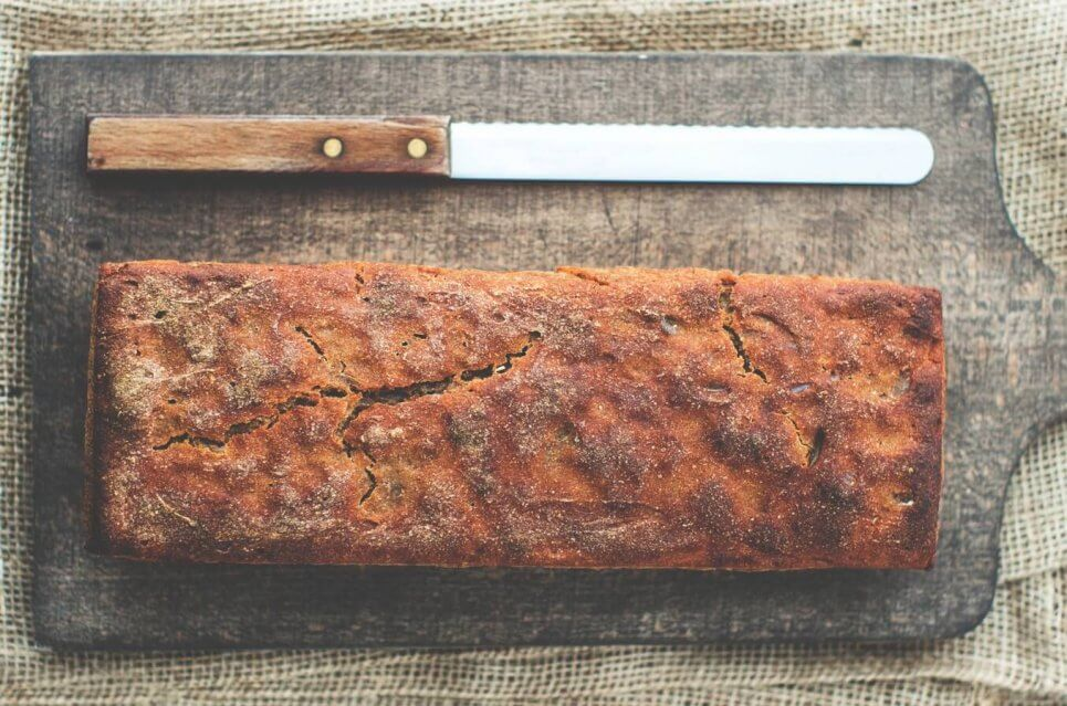 receta pan de cristal casero