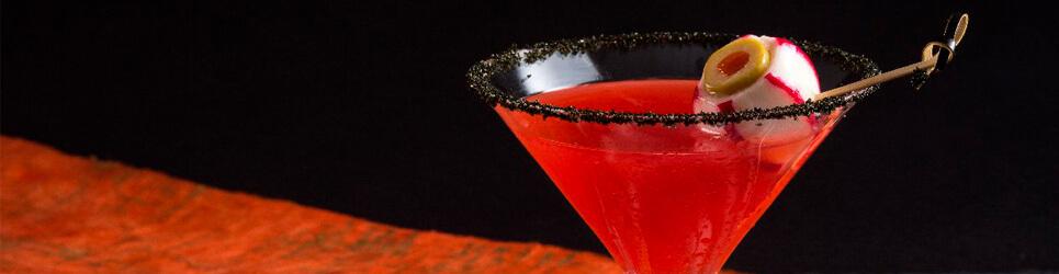 Bebidas para Halloween