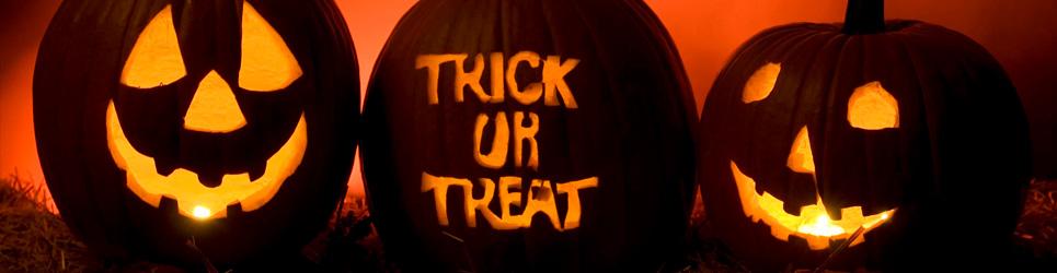 Promociones y ofertas halloween