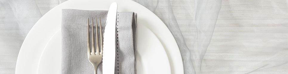 Cómo conservar la cubertería de restaurante