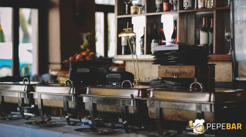 desayuno buffet equipacion