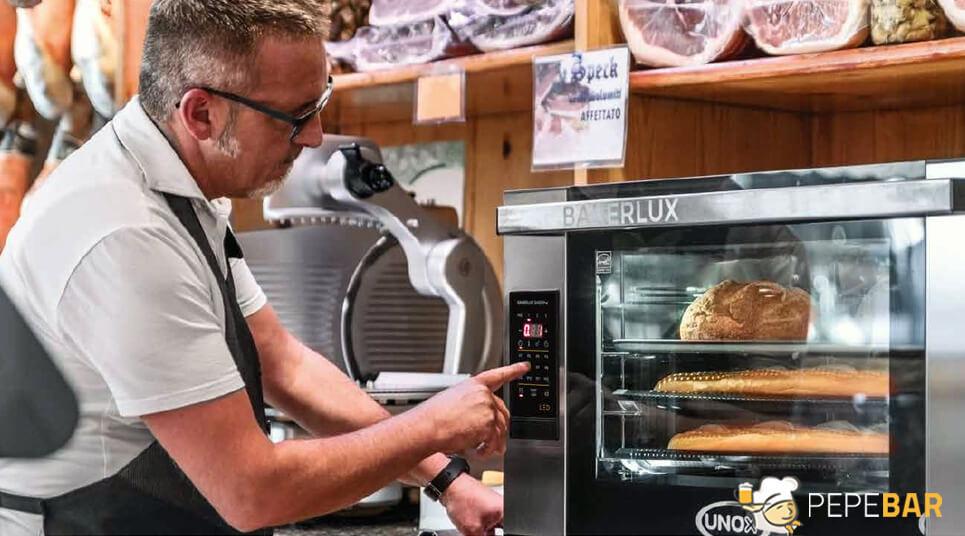 hornos panaderia bakerlux shoppro pepebar