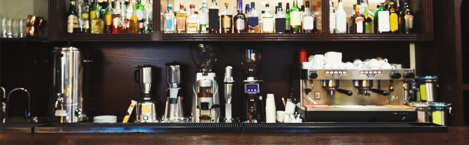 Maquinaria extra para tu cocina de bar o barra