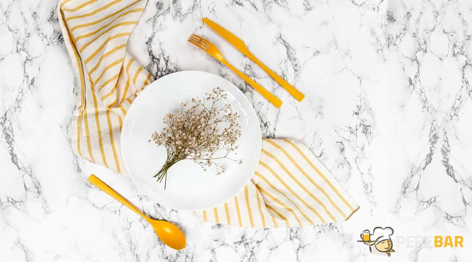 Vajilla blanca: un clásico esencial para tu restaurante