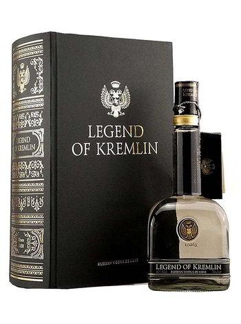 vodka legend of kremlin