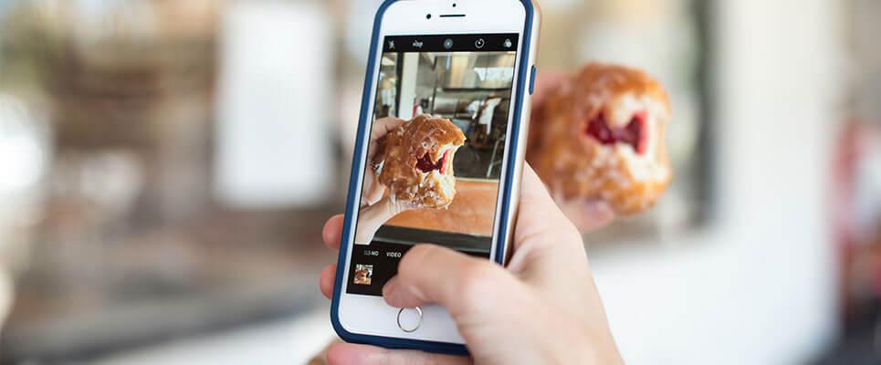 Instagram para bares y restaurantes