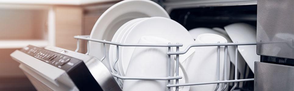 Limpieza de lavavajillas industriales