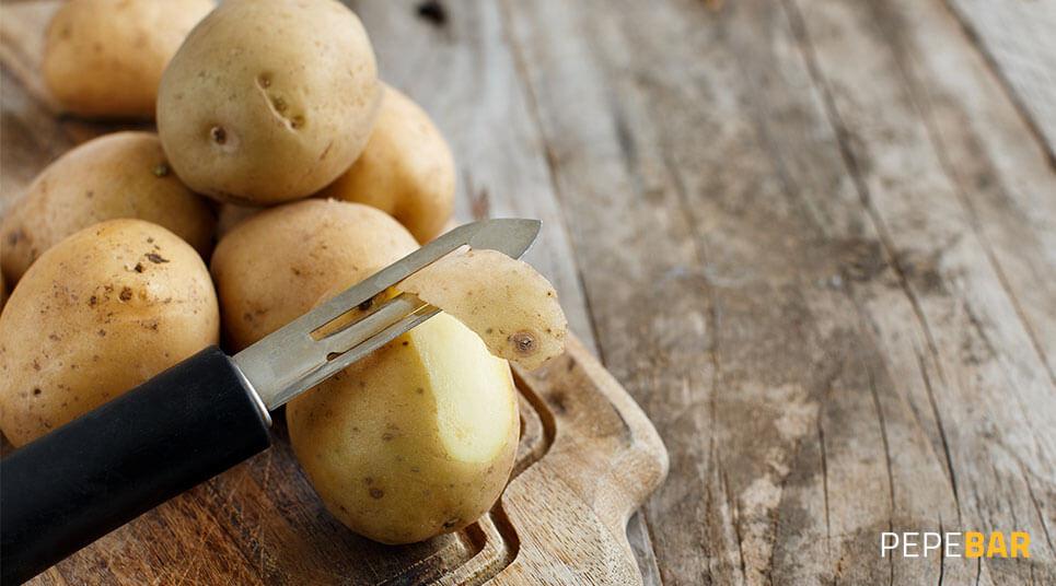 peladores de patatas